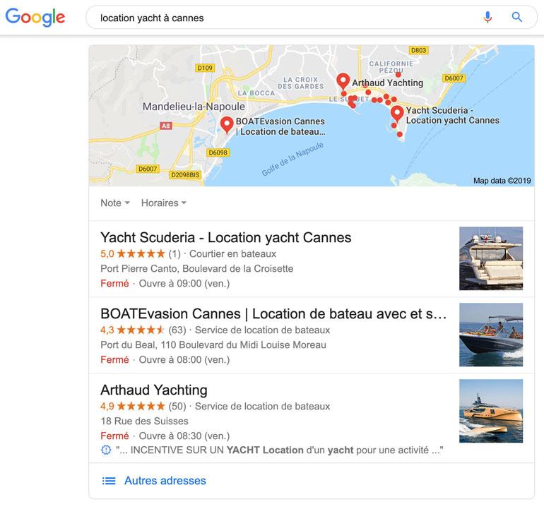 Comment optimiser votre référencement SEO Google My Business