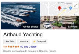 Avis clients | SEO Local