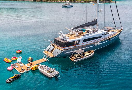 A nautical event agency