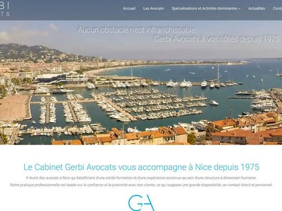 Gerbi Avocats | Cabinet d'avocats à Nice