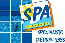 SPA Piscines | Piscine coque polyester Nice