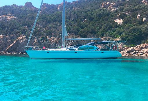 Les caractéristiques du voilier en Corse