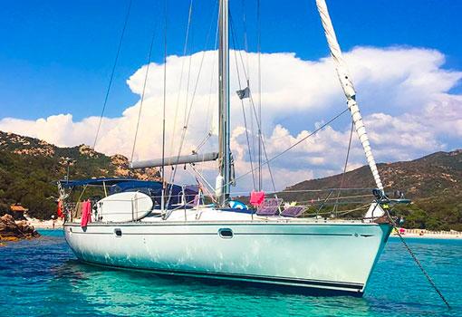 Location voilier Corse