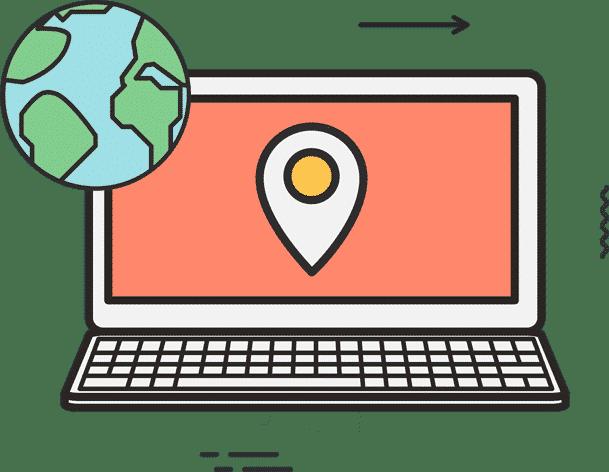 référencement géolocalisé